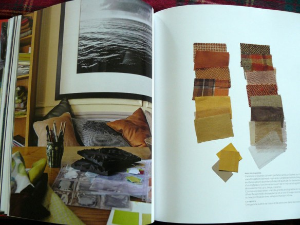 """Le style de... Mary Shaw, créatrice d'ambiance """"néo campagne anglaise"""" // Extrait du livre A l'école de Mary Shaw"""