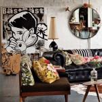 """Le style de… Emily Chalmers """"vintage bohème"""""""