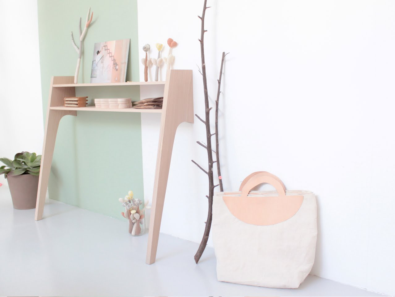 Caroline Gomez Design - Collection Contre