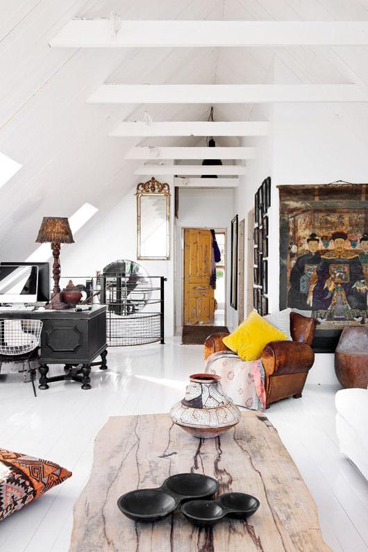 Marie Olsson Nylander home