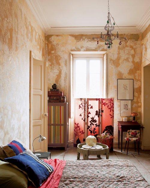 Intérieur Myriam Balaÿ-Devidal et Dominique à Nîmes
