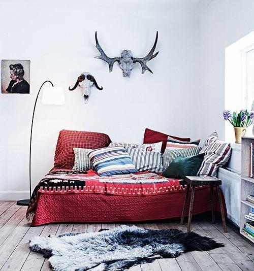 donner un air de far west sa d co. Black Bedroom Furniture Sets. Home Design Ideas