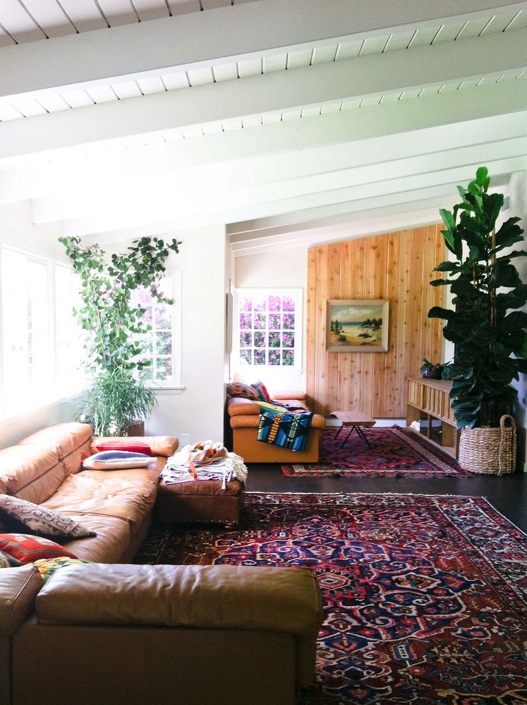 Maison folk à Santa Monica / Dabito
