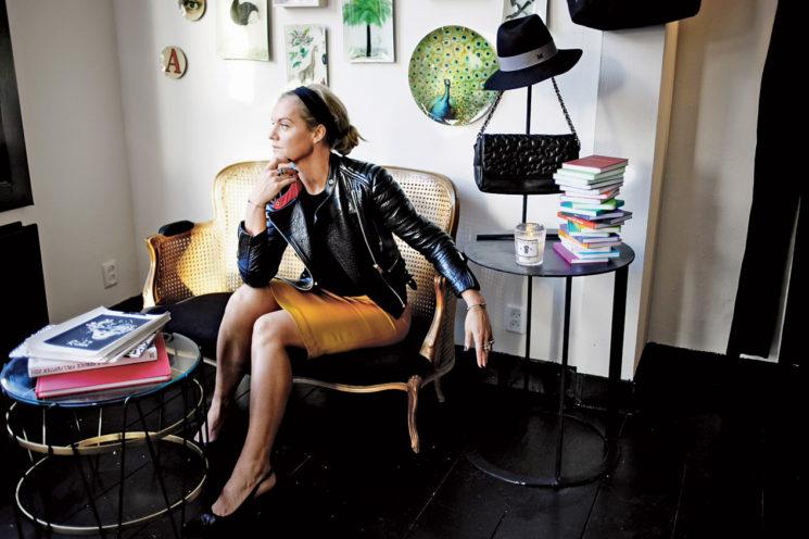 Maison Rika, portrait de Ulrika Lundgren