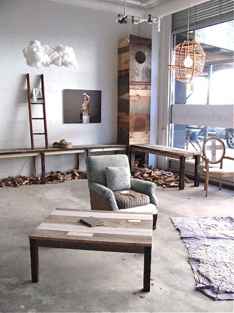 Nightwood showroom New-York