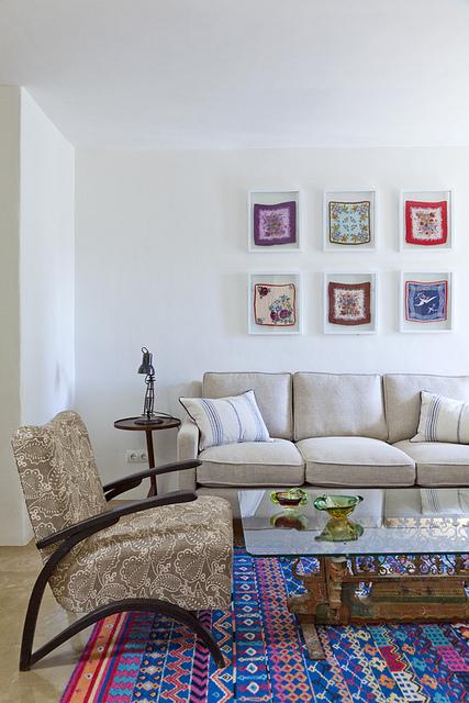 Can Tiki à Ibiza par l'agence d'architectes d'intérieur Interiors Godrich