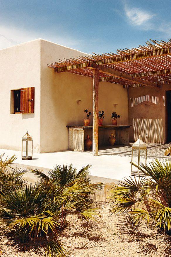 La maison d'Eugenia_Silva à Formentera
