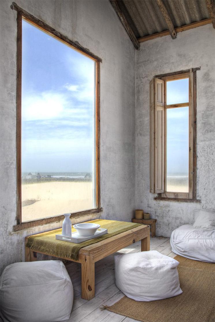 Cabane du bout du monde, cabane à vivre en Uruguay à Cabo Polonio // Rustcité, simplicité