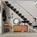 Un appartement sous les toits en perpétuel mouvement