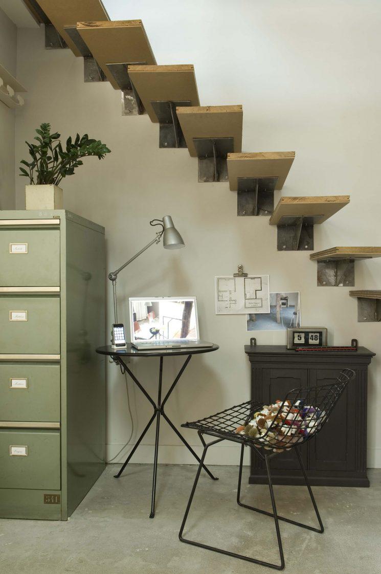 un appartement sous les toits en perp233tuel mouvement
