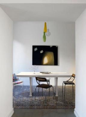 Déco pratique : Décorer avec des carreaux de ciment || Maison à Prato Italie - Conception Studio B-arch