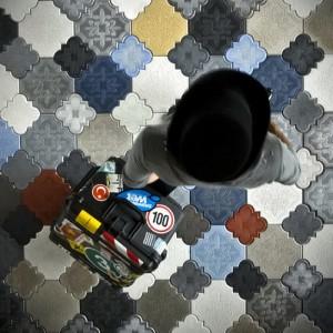 Flaster camelion floor tiles - IVANKA