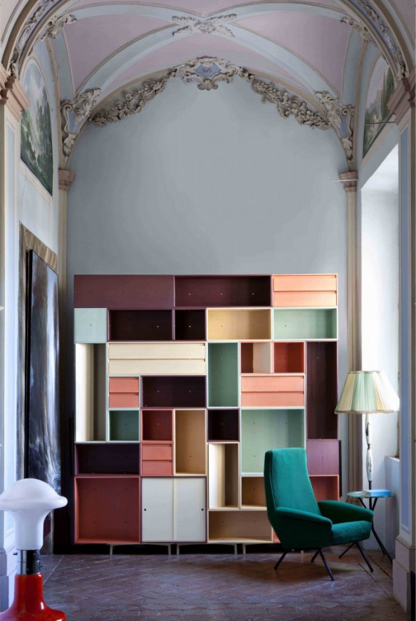 W-box - design Andrea Palmioli et Mirko Spaccapanico - Officefordesign