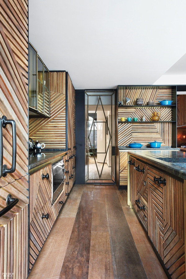 Le style de Lionel Jadot, baroque bohème || The Crafted house à Londres