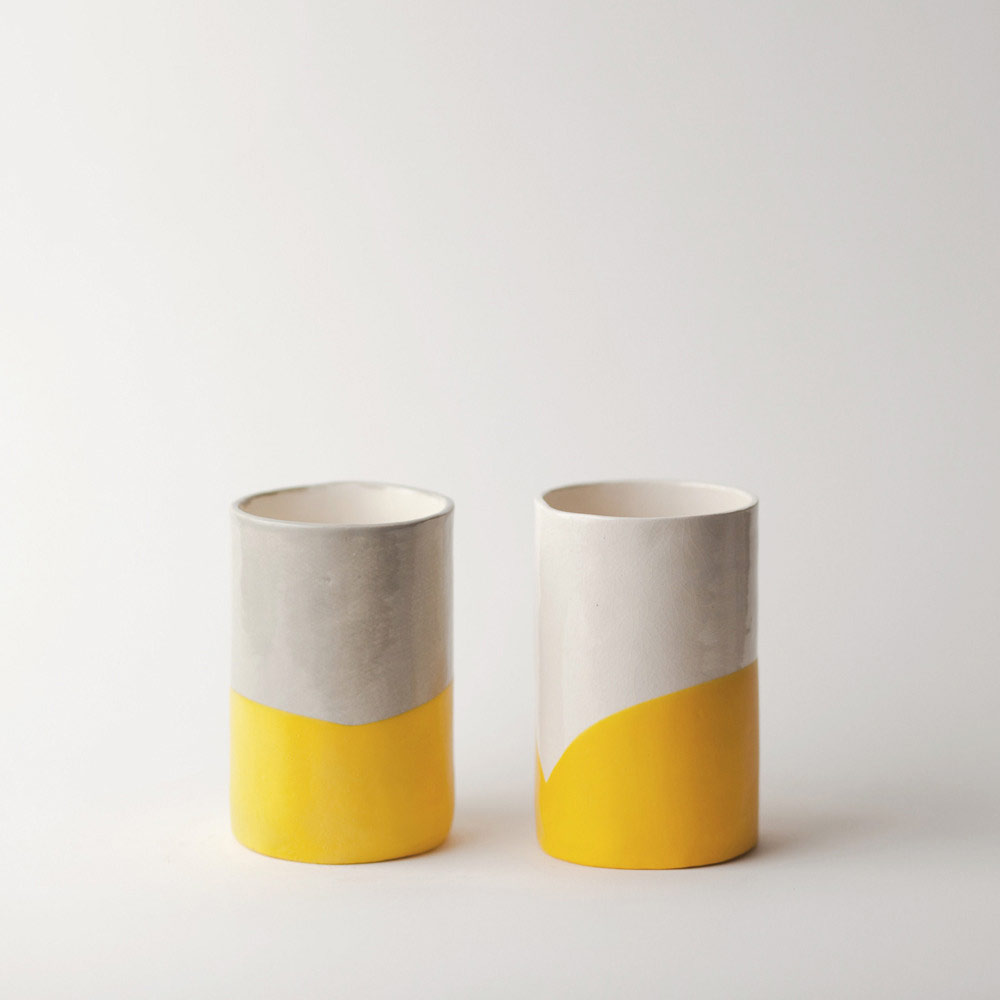 Ceramic Dip Cup - Boutique Folklore Londres