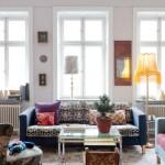 Le style bohème de la designer suédoise Katarina Wiklund