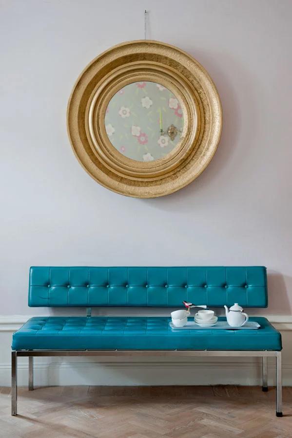Le style bohème de Katarina Wiklund, designer textile pour la marque bemz