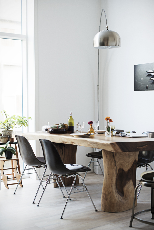 Int rieur scandinave chez camilla ebdrup co fondatrice de lucky boy sunday - A table avec camilla lackberg ...