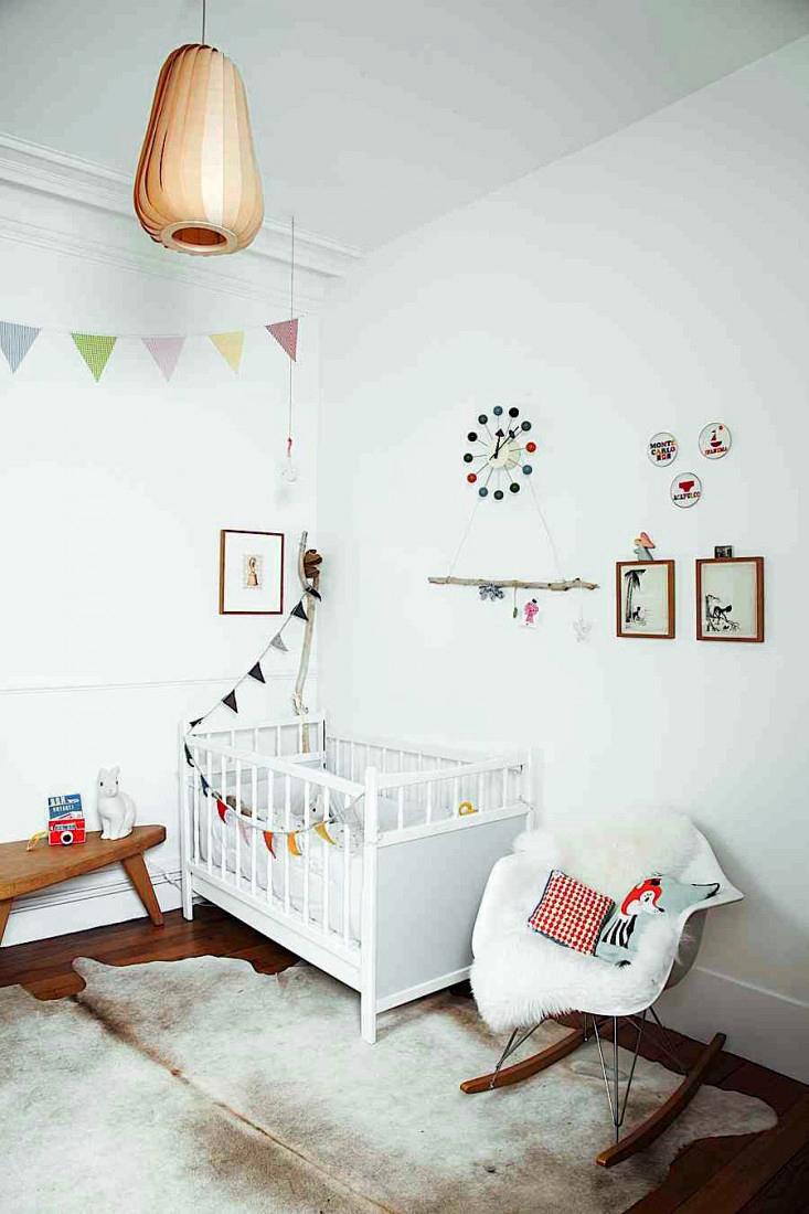 L'intérieur scandinave design de la designer Gesa Hansen à Paris