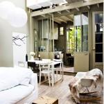 Un mini-loft à Paris