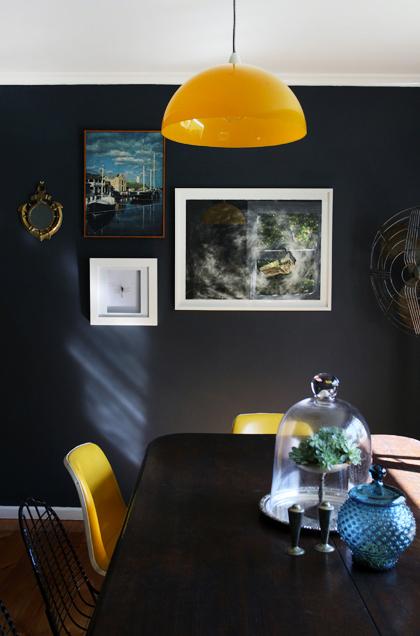10 idées reçues ou pas sur la couleur noir en déco - Kyneton home