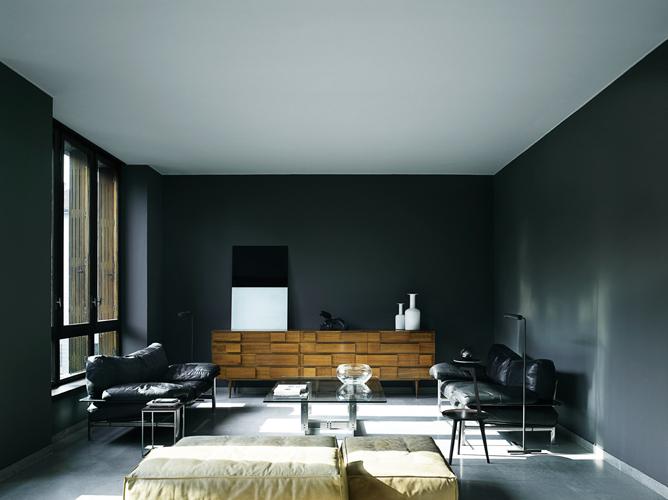 10 idées reçues ou pas sur la couleur noir en déco - Tommaso Sartori - House Invaders