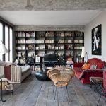 Un loft bohème à Paris par Antonio Virga architecte