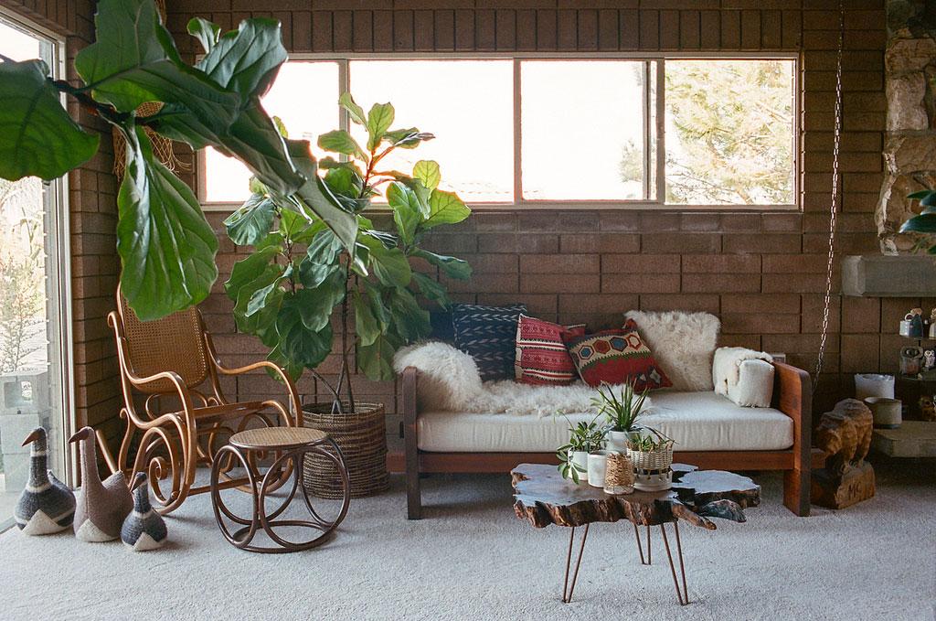 L'intérieur de TracyWilkinson à Los Angele