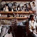 Andrea Brugi sublime le bois brut