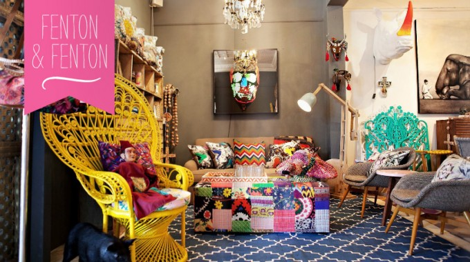 Fenton & Fenton, une boutique qu'on aimerait bien en France