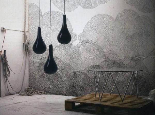 des papiers peints panoramiques qui font r ver. Black Bedroom Furniture Sets. Home Design Ideas