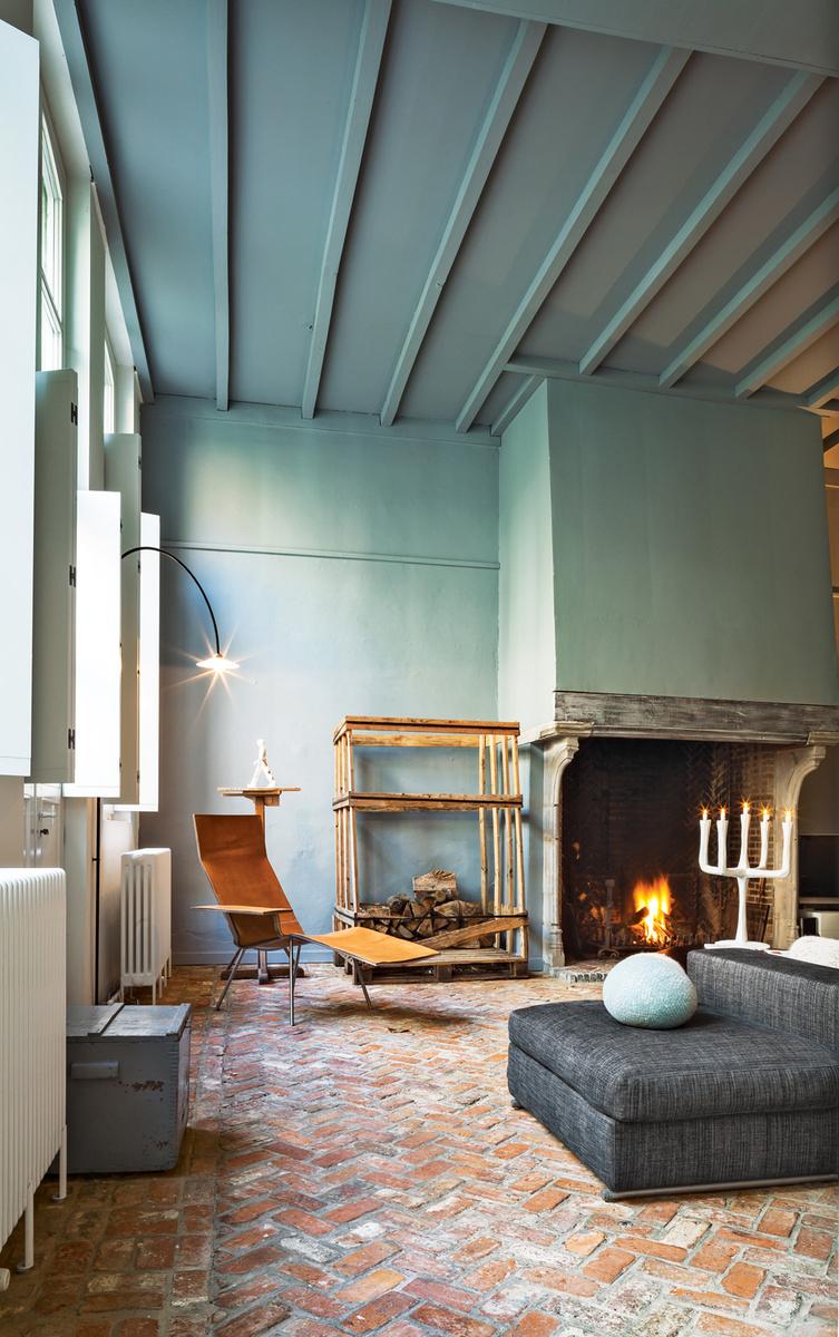 Veerle Wenes residence & Galerie Valerie Traan à Anvers