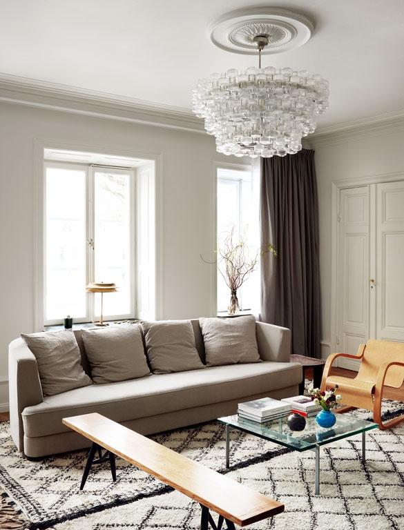 vite une id e d co un tapis berb re. Black Bedroom Furniture Sets. Home Design Ideas