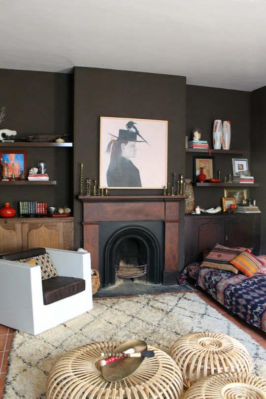Jo's living-room - desiretoinspire