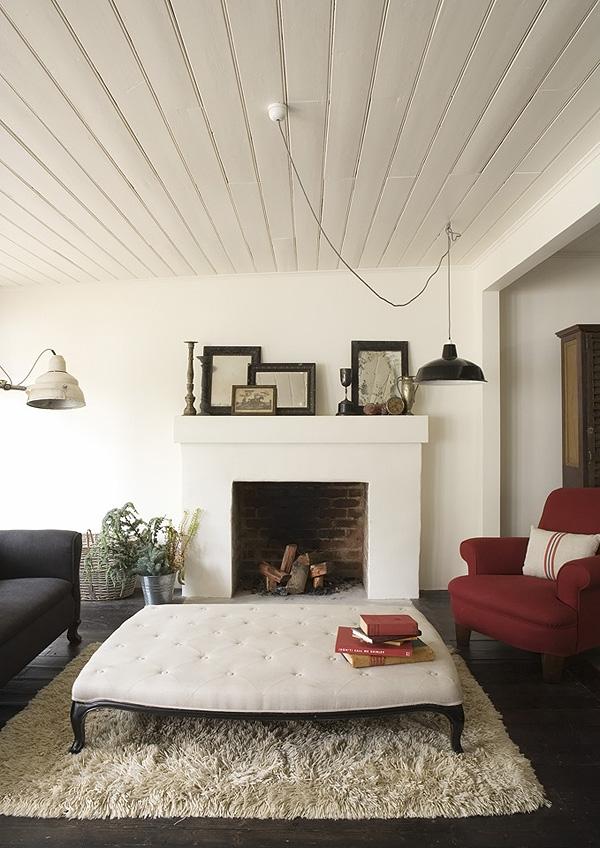 Le style très shabby chic de Lynda Gardener || The White hotel, Daylesford