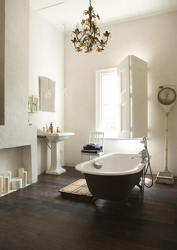 Le style très shabby chic de Lynda Gardener    The White hotel, Daylesford