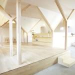 Tree of life : House h par Hiroyuki Shinozaki architects