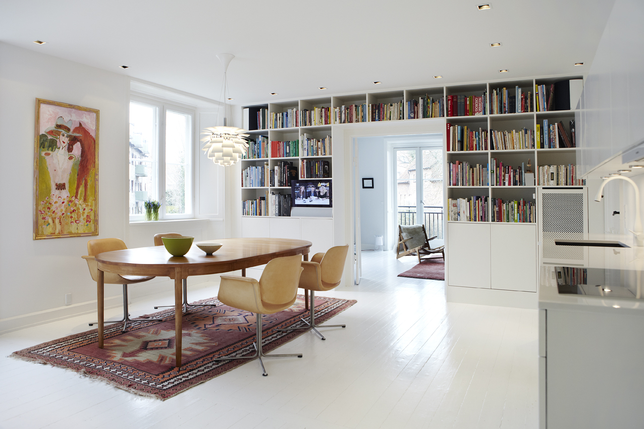 La r novation d 39 un appartement par kml design copenhague - Photo appartement design ...
