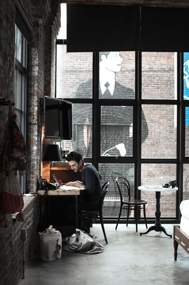 The Wythe hôtel Brooklyn - Mokkasin blog