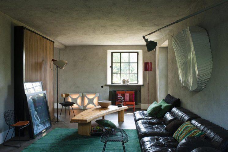 Bea Mombaers et de sa maison d'hôte-boutique à Knokke-le Zoute en Belgique