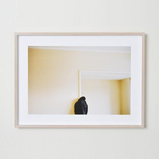 "Photo deItsasne Casas, série ""La solitude"""