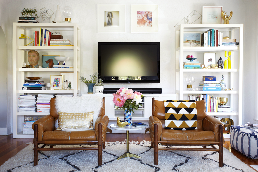 Le Nouveau Salon D Emily Henderson L A Glamour