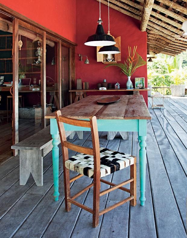 De bric et de broc sous les tropiques || Maison à Tanconso, Brésil