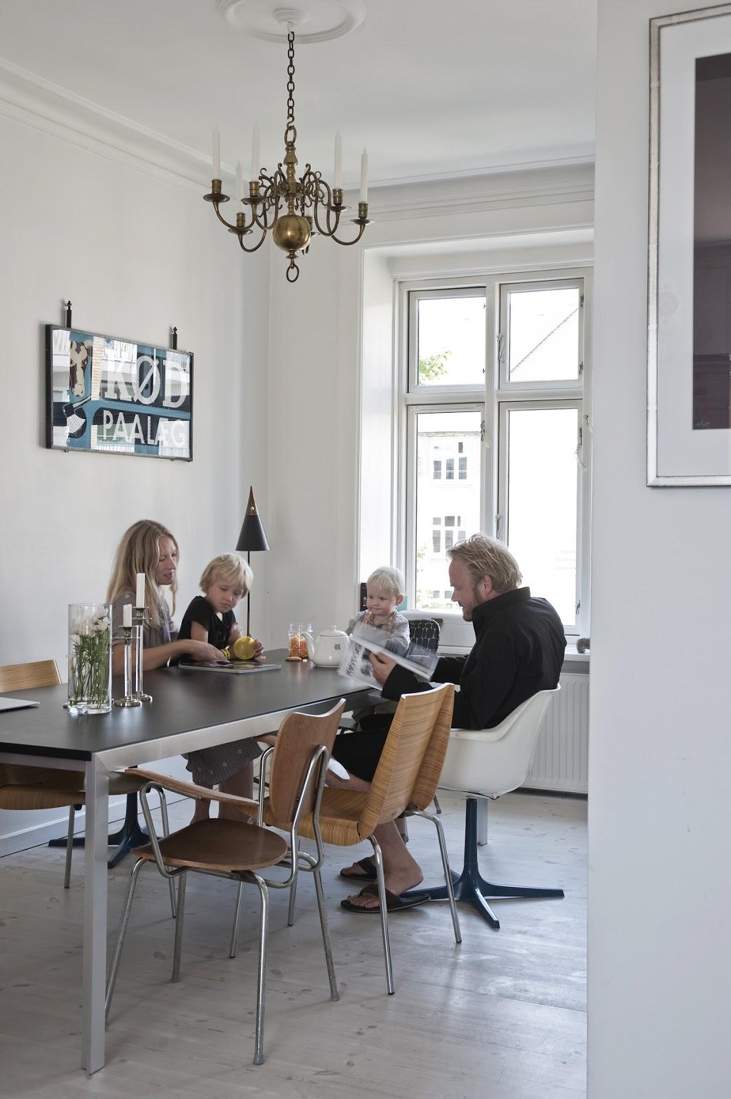 Photo reportage chez Trine et Rene || Camilla Tange