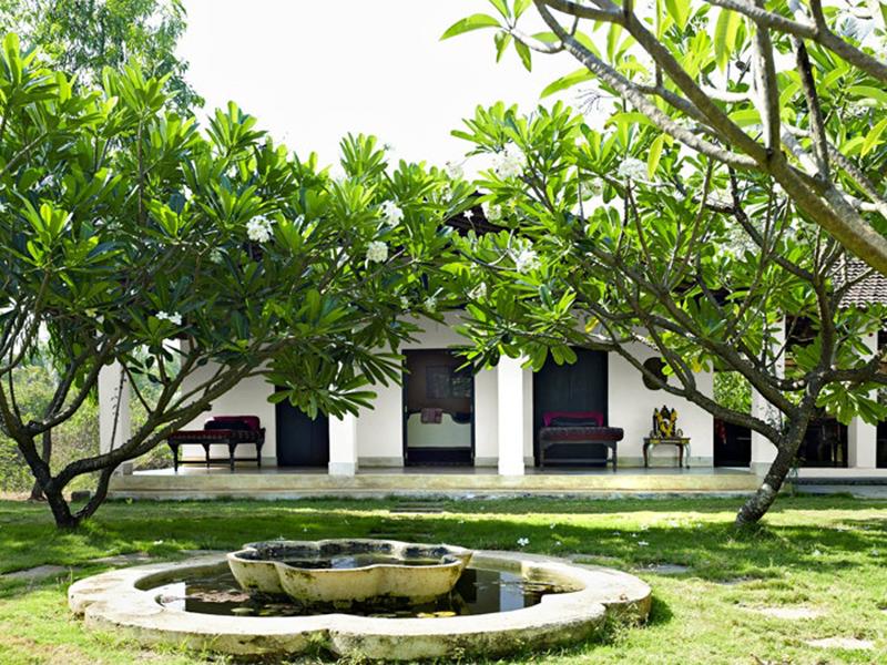 La maison de rêve de Jade Jagger au bord de la mer et au cœur d'une végétation tropicale, près de Goa