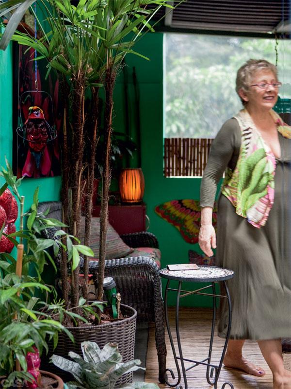 Silvia Adami home - São Paulo Brasil