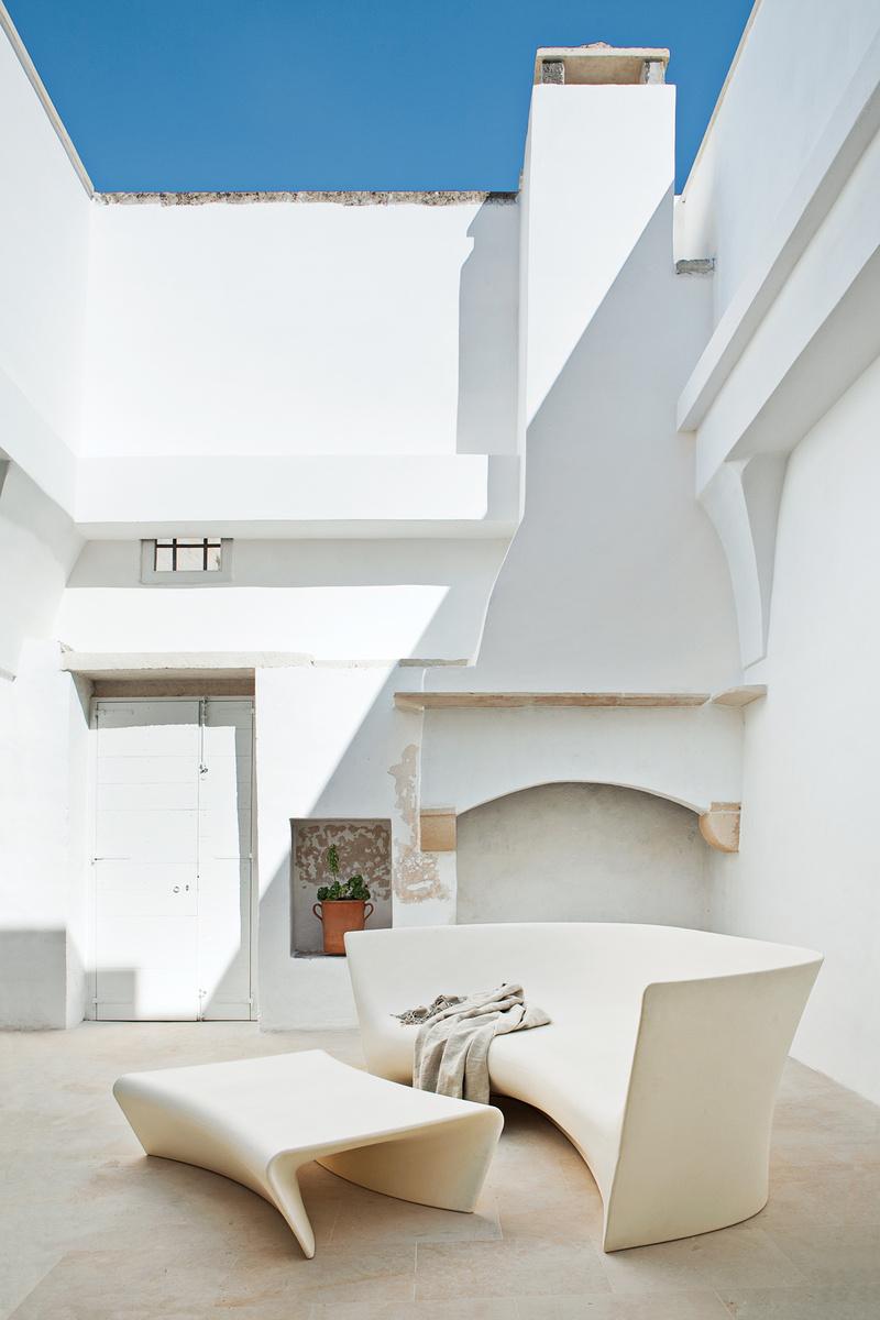 Résidence Frantoio par Palomba Serafini en Italie du Sud