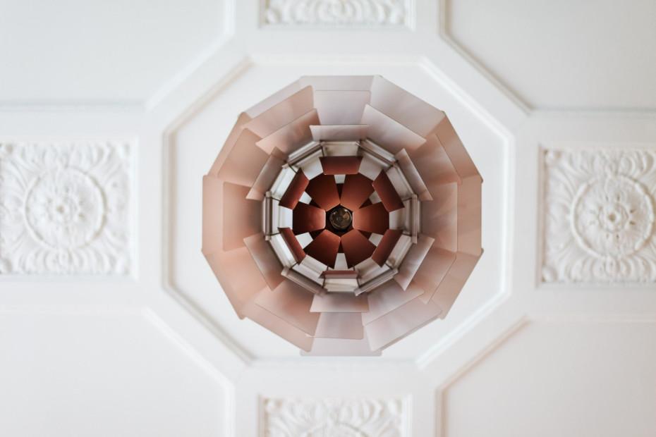 L'appartement comme une galerie d'art contemporain de Karena Schuessler à Berlin