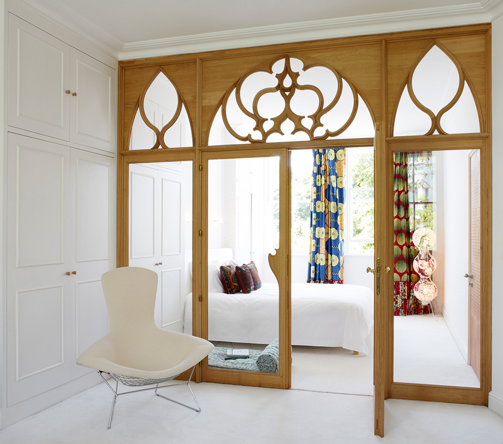 La maison d'Annabel Karim Kassar à Londres
