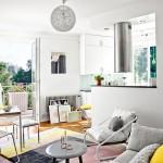 Style suédois : Le petit appartement de Mimmi Staaf